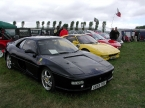 Fiero factory - MR3 SS Supersport. Italian car club line up