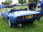 At Stoneleigh kit car show 09