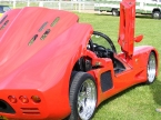 Ultima Sports Ltd - Can-Am. Can-Am with panels up