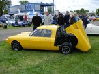Universal Power Drives Ltd - Unipower GT. Rare car got lots of attention