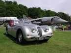 On show at Brooklands