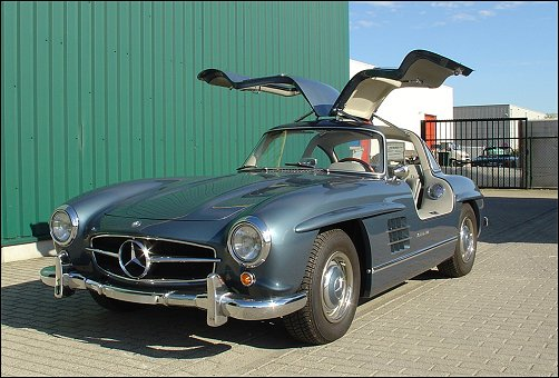 Mercedes 300SL - Madabout Kitcars Forum