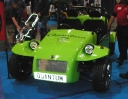Green demo car